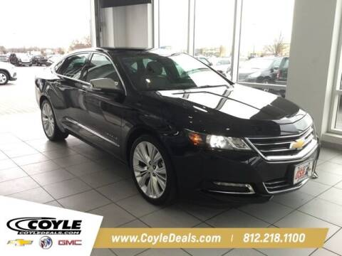 2016 Chevrolet Impala for sale at COYLE GM - COYLE NISSAN in Clarksville IN