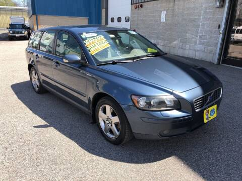 2005 Volvo V50 for sale at Adams Street Motor Company LLC in Dorchester MA