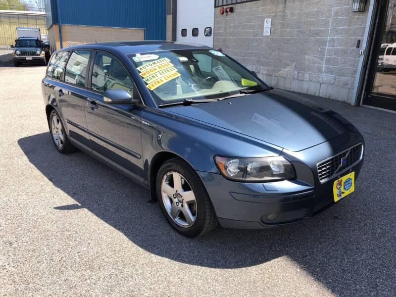 2005 Volvo V50 for sale at Adams Street Motor Company LLC in Boston MA