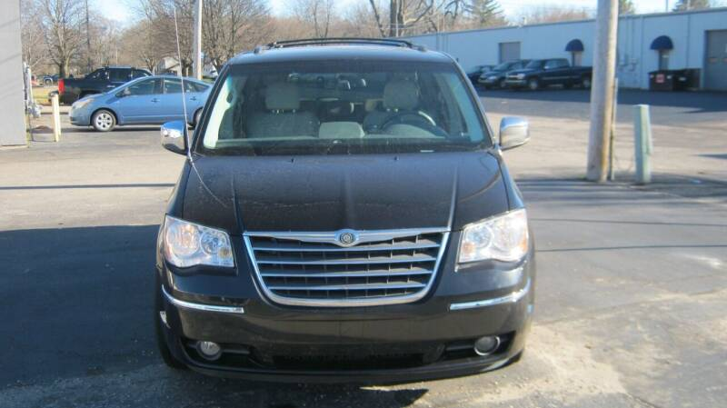 2010 Chrysler Town and Country for sale at SOUTHERN AUTO GROUP, LLC in Grand Rapids MI