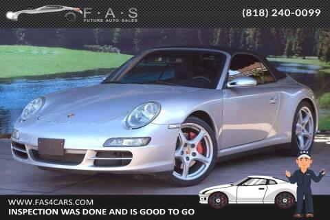 2007 Porsche 911 for sale at Best Car Buy in Glendale CA