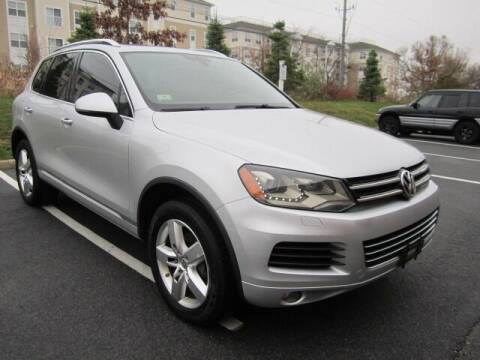 2013 Volkswagen Touareg for sale at Master Auto in Revere MA