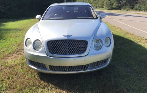 2006 Bentley Continental for sale at Anaheim Auto Auction in Irondale AL