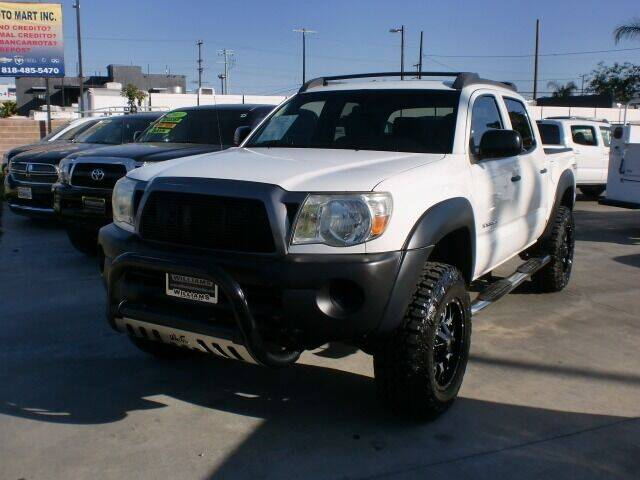 2010 Toyota Tacoma for sale at Williams Auto Mart Inc in Pacoima CA