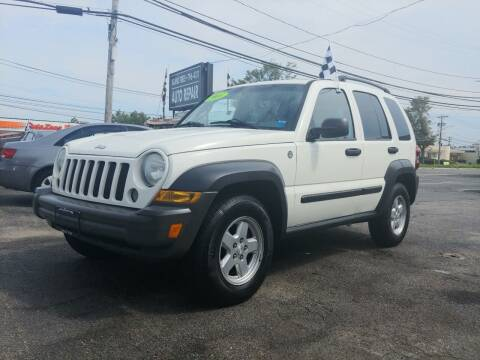 2007 Jeep Liberty for sale at Viking Auto Group in Bethpage NY