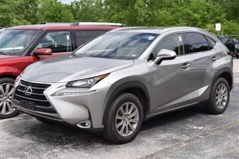 2016 Lexus NX 200t for sale at BOB ROHRMAN FORT WAYNE TOYOTA in Fort Wayne IN