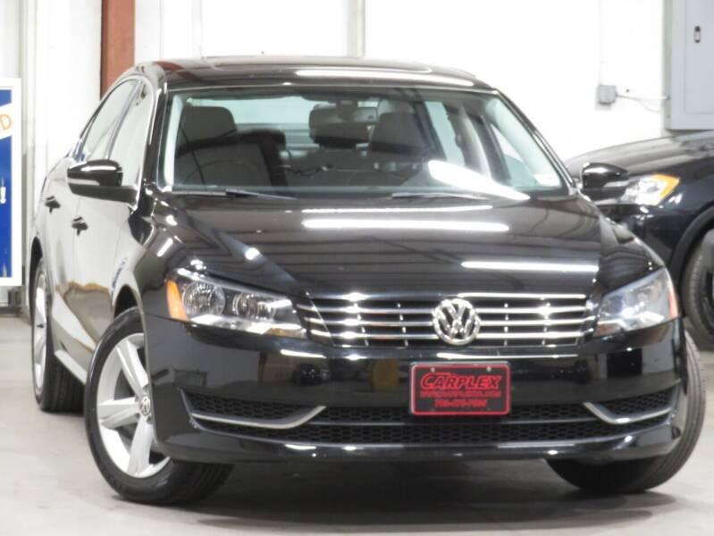 2013 Volkswagen Passat for sale at CarPlex in Manassas VA