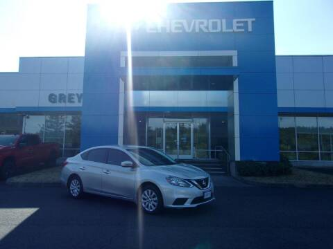 2019 Nissan Sentra for sale at Grey Chevrolet, Inc. in Port Orchard WA