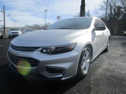 2016 Chevrolet Malibu for sale at Lewis Page Auto Brokers in Gainesville GA