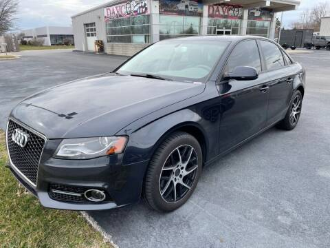 2012 Audi A4 for sale at Davco Auto in Fort Wayne IN