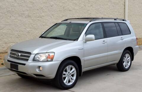 2007 Toyota Highlander Hybrid for sale at Raleigh Auto Inc. in Raleigh NC