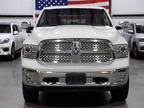 2016 RAM Ram Pickup 1500 for sale at Texas Motor Sport in Houston TX