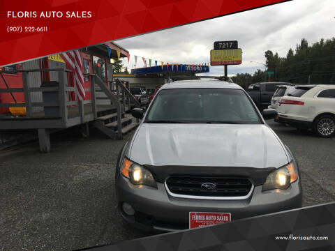 2005 Subaru Outback for sale at FLORIS AUTO SALES in Anchorage AK
