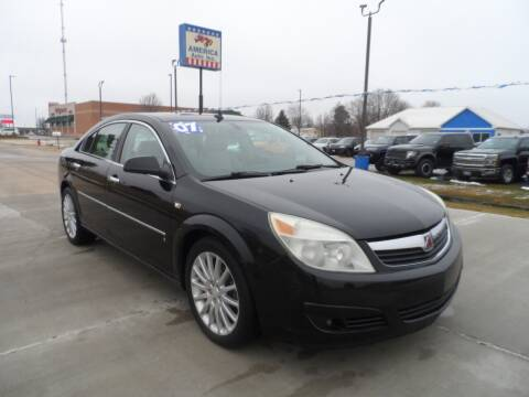2007 Saturn Aura for sale at America Auto Inc in South Sioux City NE