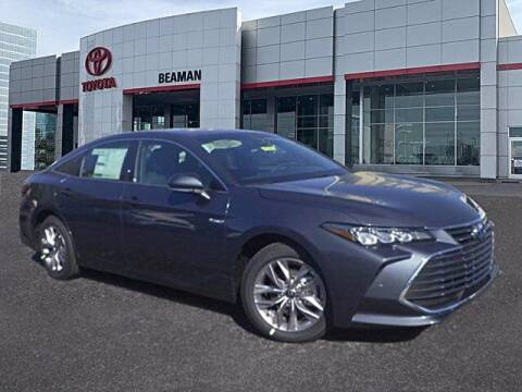 2021 Toyota Avalon Hybrid for sale at BEAMAN TOYOTA in Nashville TN