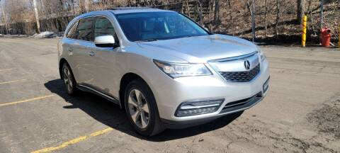 2014 Acura MDX for sale at U.S. Auto Group in Chicago IL
