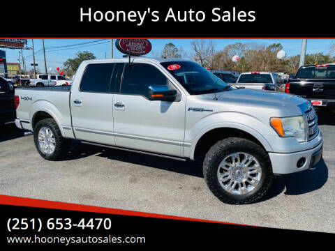 2009 Ford F-150 for sale at Hooney's Auto Sales in Theodore AL