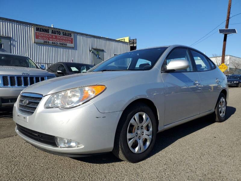 2009 Hyundai Elantra for sale at MENNE AUTO SALES in Hasbrouck Heights NJ