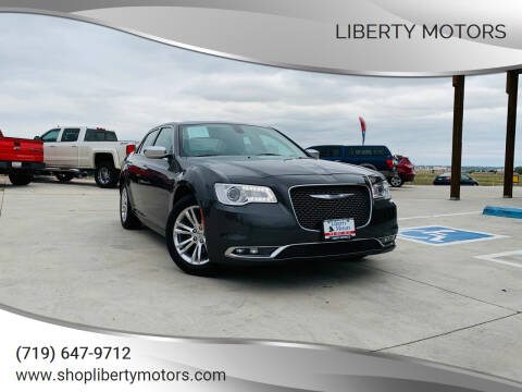 2017 Chrysler 300 for sale at LIBERTY MOTORS in Pueblo West CO