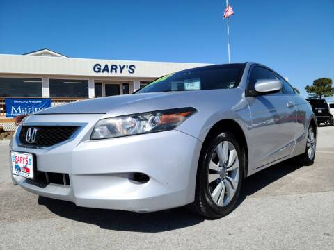 2010 Honda Accord for sale at Gary's Auto Sales in Sneads NC