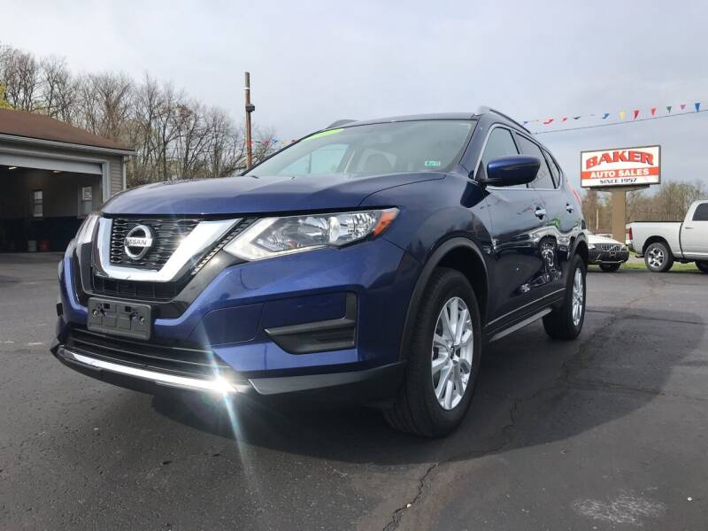 2017 Nissan Rogue for sale at Baker Auto Sales in Northumberland PA