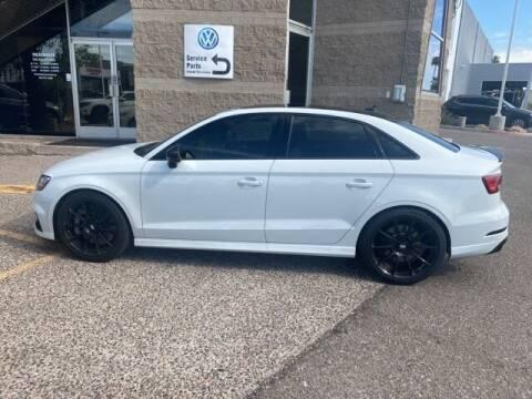 2018 Audi RS 3 for sale at Camelback Volkswagen Subaru in Phoenix AZ