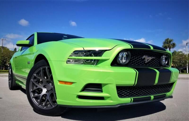 2013 Ford Mustang for sale at Progressive Motors in Pompano Beach FL