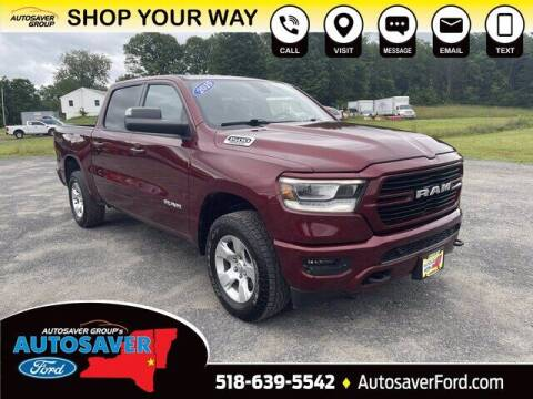 2019 RAM Ram Pickup 1500 for sale at Autosaver Ford in Comstock NY