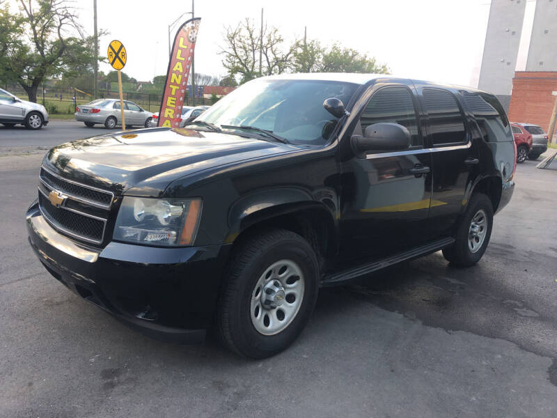 2007 Chevrolet Tahoe for sale at Morelia Auto Sales & Service in Maywood IL