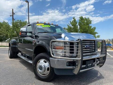 2008 Ford F-350 Super Duty for sale at UNITED Automotive in Denver CO