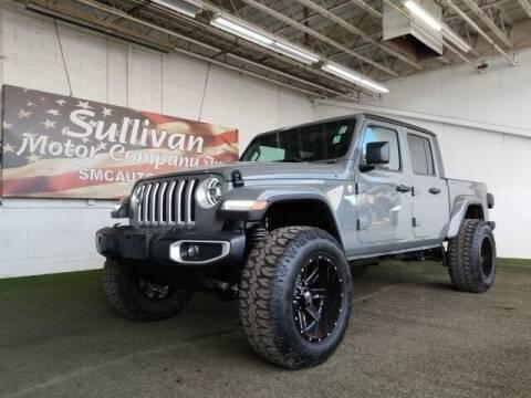 2020 Jeep Gladiator for sale at SULLIVAN MOTOR COMPANY INC. in Mesa AZ