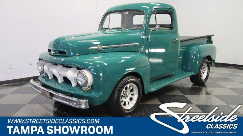 1952 Ford F-100 for sale in Tampa, FL
