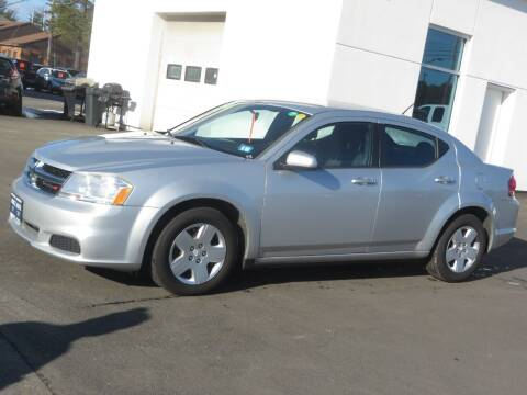2012 Dodge Avenger for sale at Price Auto Sales 2 in Concord NH