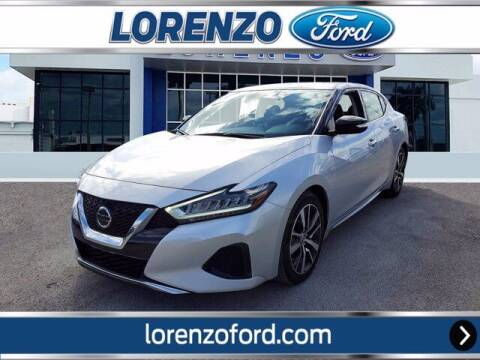 2019 Nissan Maxima for sale at Lorenzo Ford in Homestead FL