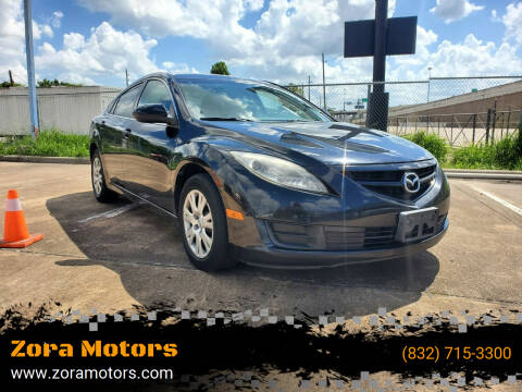 2010 Mazda MAZDA6 for sale at Zora Motors in Houston TX