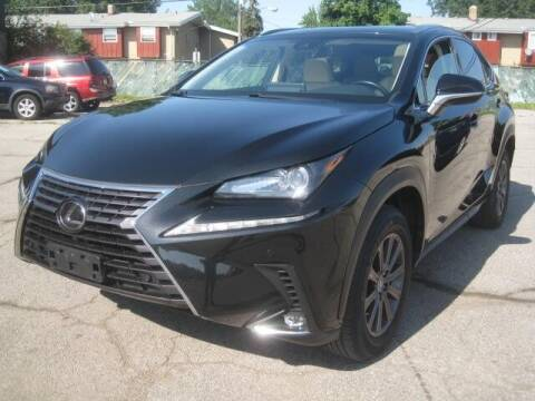 2018 Lexus NX 300 for sale at ELITE AUTOMOTIVE in Euclid OH