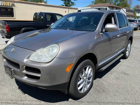 2004 Porsche Cayenne for sale at Jerusalem Auto Inc in North Merrick NY