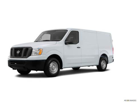 2015 Nissan NV Cargo for sale at SULLIVAN MOTOR COMPANY INC. in Mesa AZ