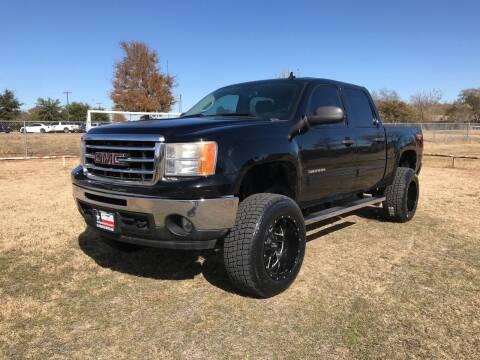 2013 GMC Sierra 1500 for sale at LA PULGA DE AUTOS in Dallas TX