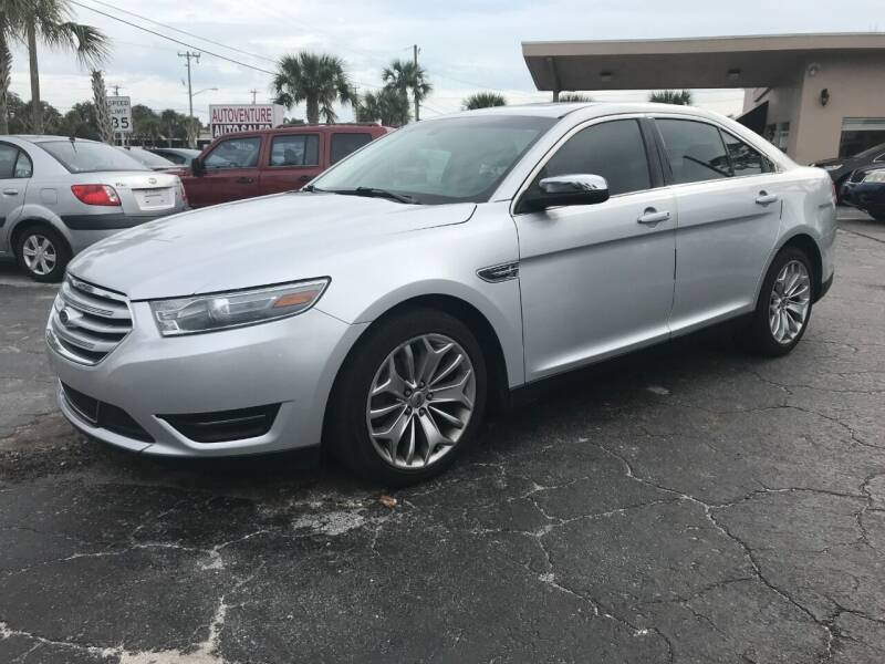 2011 Ford Taurus for sale at AutoVenture Sales And Rentals in Holly Hill FL
