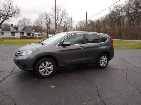 2012 Honda CR-V for sale at Depue Auto Sales Inc in Paw Paw MI