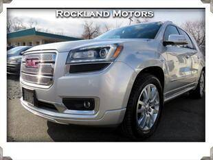 2016 GMC Acadia for sale at Rockland Automall - Rockland Motors in West Nyack NY