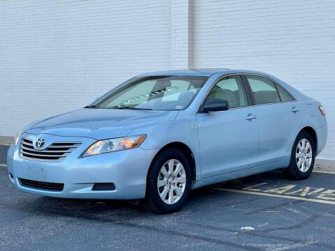 2008 Toyota Camry Hybrid for sale at Carland Auto Sales INC. in Portsmouth VA