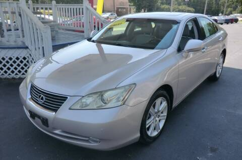 2007 Lexus ES 350 for sale at Glory Motors in Rock Hill SC