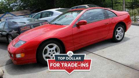 1994 Nissan 300ZX for sale at NORCROSS MOTORSPORTS in Norcross GA