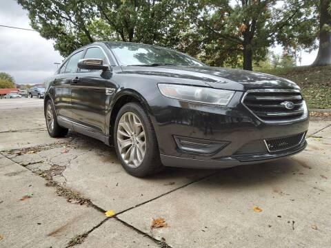 2014 Ford Taurus for sale at Crispin Auto Sales in Urbana IL