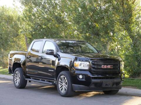 2015 GMC Canyon for sale at AZGT LLC in Phoenix AZ