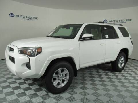 2021 Toyota 4Runner for sale at Autos by Jeff Tempe in Tempe AZ