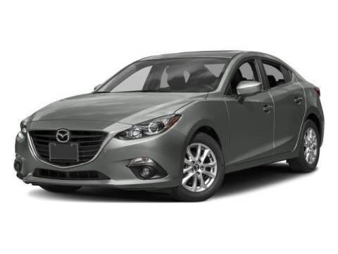 2016 Mazda MAZDA3 for sale at USA Auto Inc in Mesa AZ