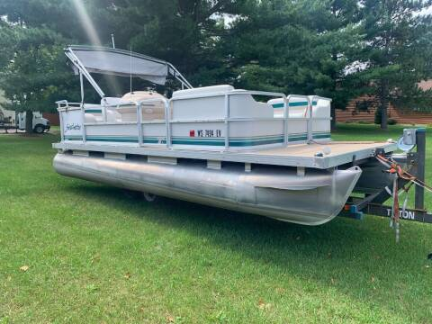 2000 Godfrey Marine Company Sweetwater for sale at TJ's Auto in Wisconsin Rapids WI